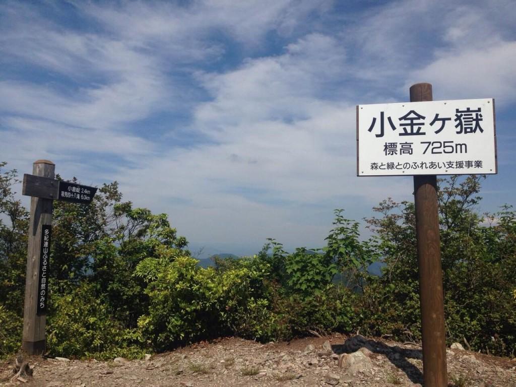小金ヶ嶽21